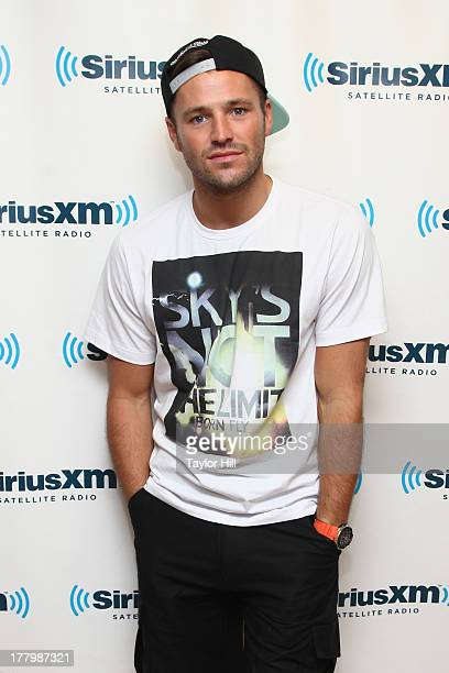 TV personality Mark Wright visits the SiriusXM Studios on August 26 2013 in New York City