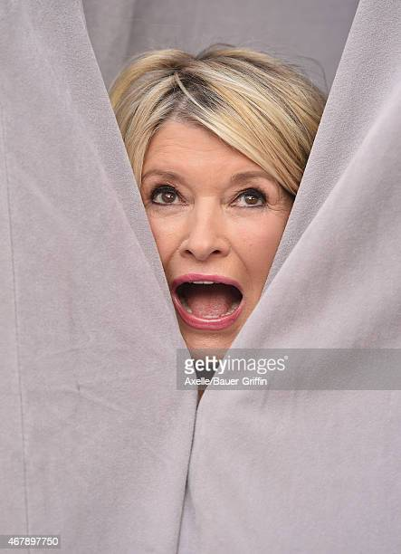 TV personality Martha Stewart arrives at the Comedy Central Roast of Justin Bieber on March 14 2015 in Los Angeles California