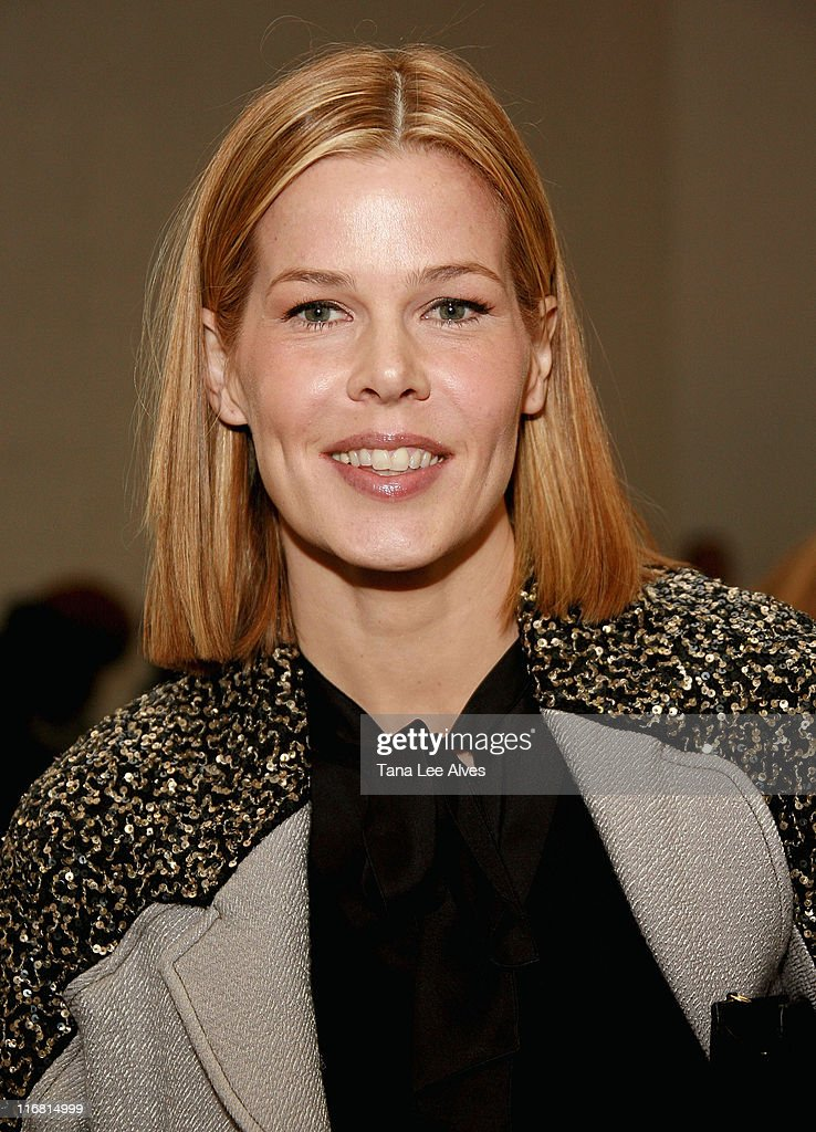 TV Personality Mary Alice Stephenson attends Reyes Fall 2008 at Mercedes-Benz Fashion Week at Industria on February 3, 2008 in New York City.