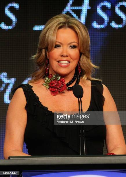 Personality Mary Murphy accepts Outstanding Achievement in Reality Programming Award for So You Think You Can Dance onstage during the 28th Annual...