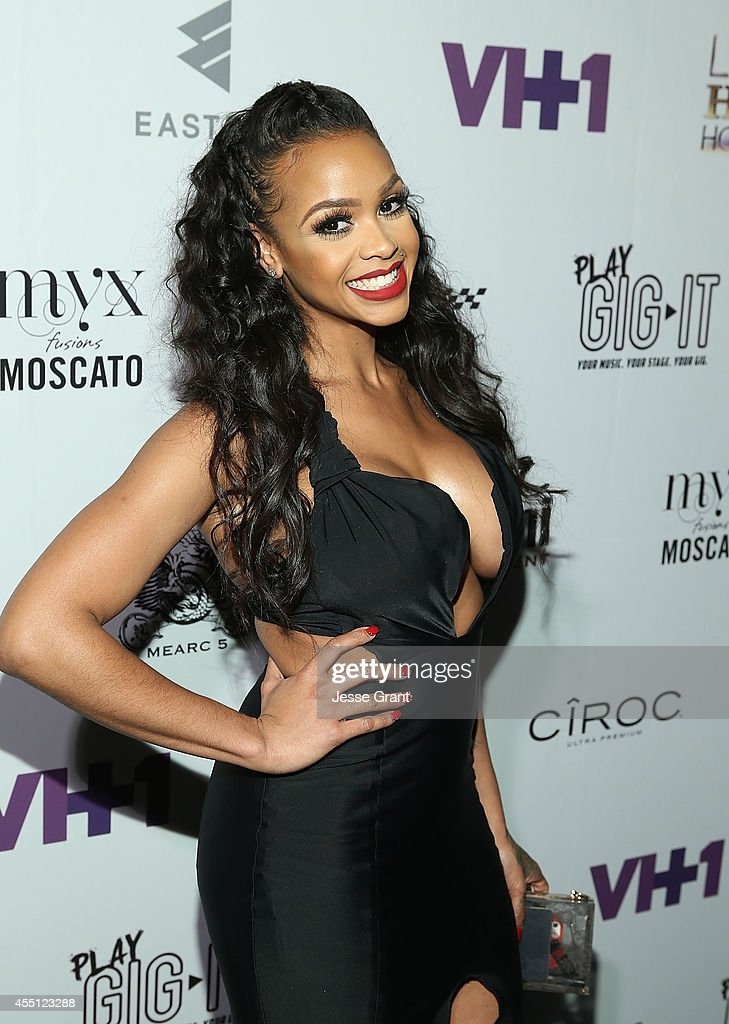 Love & Hip Hop: Hollywood Premiere Event : News Photo