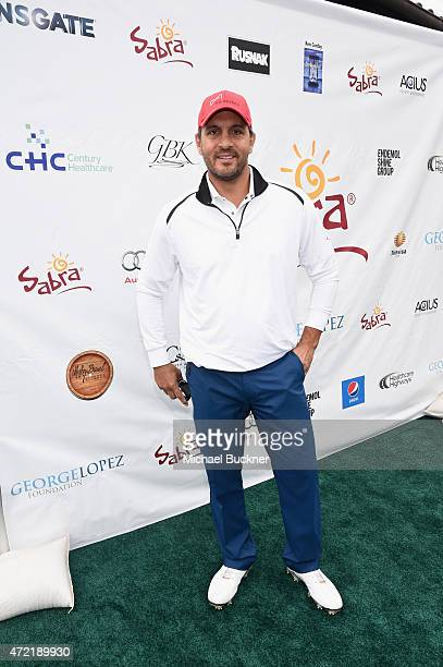TV personality Mauricio Umansky attended the 8th Annual George Lopez Celebrity Golf Classic presented by Sabra Salsa to benefit The George Lopez...