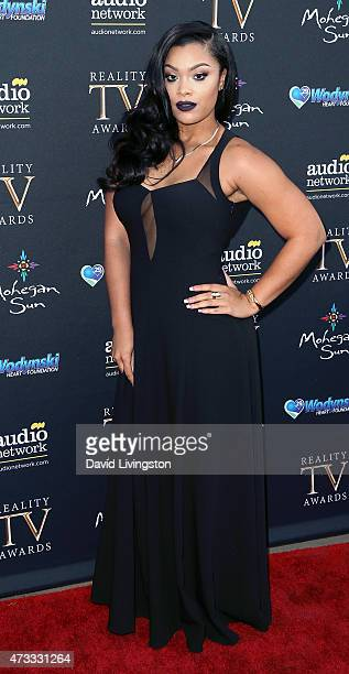 TV personality Mehgan James attends the 3rd Annual Reality TV Awards at Avalon on May 13 2015 in Hollywood California