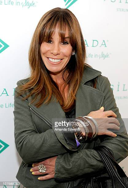 TV personality Melissa Rivers attends Silpada at Kari Feinstein's Academy Awards Style Lounge at Montage Beverly Hills on February 25 2011 in Beverly...