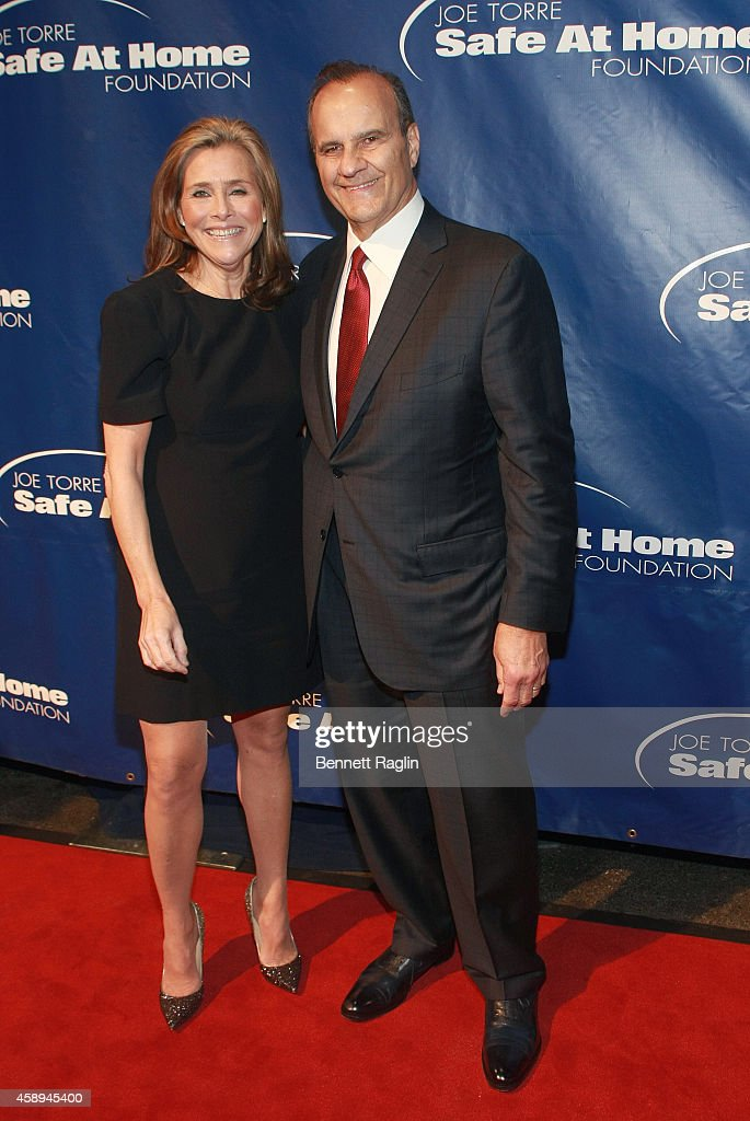 Joe Torre Safe At Home Foundation's 12th Annual Celebrity Gala