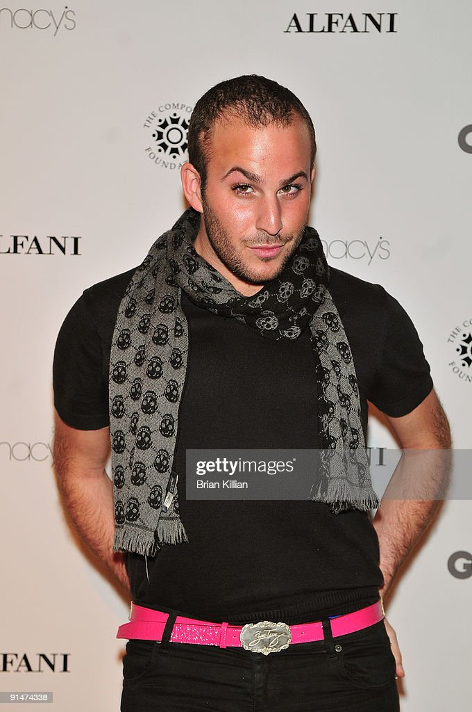 GQ And ALFANI RED Partner For A Night Of Glamour And Giving : News Photo