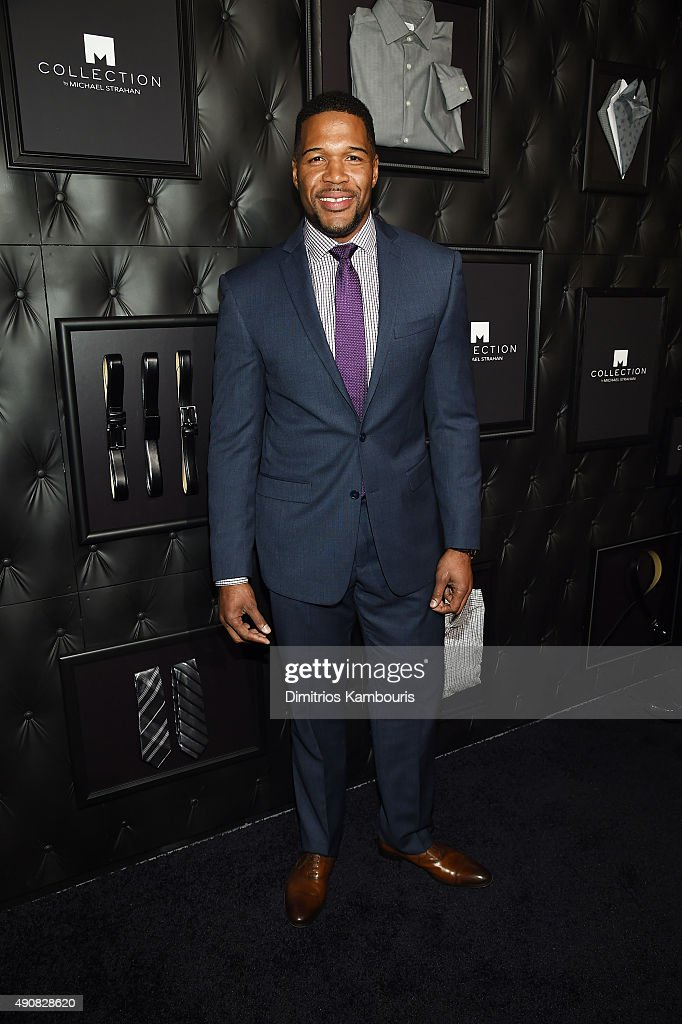 JCPenney And Michael Strahan Launch Collection By Michael Strahan