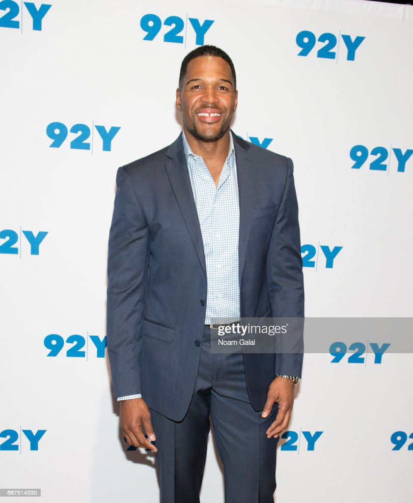 92Y Presents Jamie Foxx In Conversation With Michael Strahan