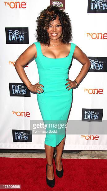 TV personality Michel'le attends the TV One's New Series 'RB Divas LA' launch party held at The London Hotel on July 9 2013 in West Hollywood...