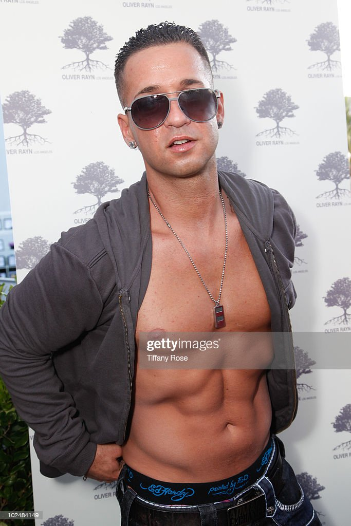 TV personality Mike 'The Situation' Sorrentino attends GBK's Gift Lounge in Honor of the 2010 MTV Movie Awards - Day 2 at The London Hotel on June 5, 2010 in West Hollywood, California.