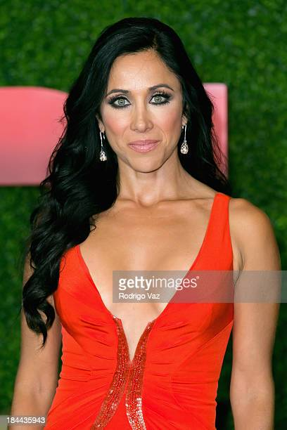 TV personality Monica Noguera attends the 2013 Billboard Mexican Music Awards Press Room at Dolby Theatre on October 9 2013 in Hollywood California