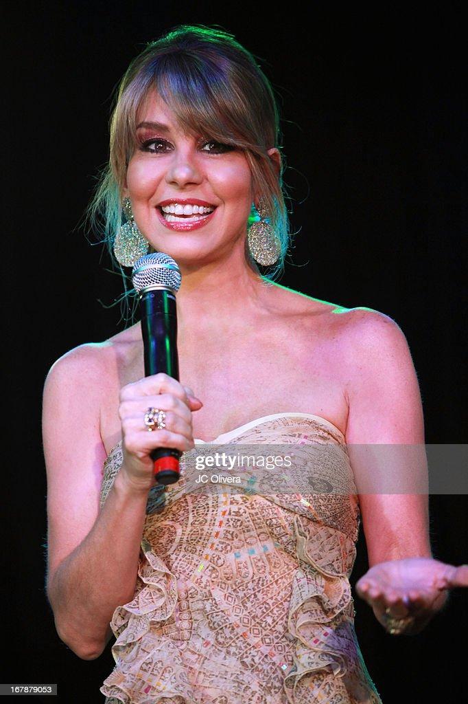 Launch Party For Estrella TV News Anchor: Myrka Dellanos Photos and ...