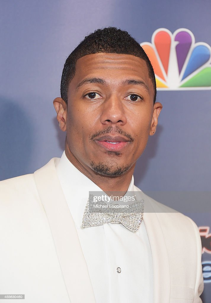 TV personality Nick Cannon attends the 'America's Got Talent' season 9 finale red carpet event at Radio City Music Hall on September 17, 2014 in New York City.