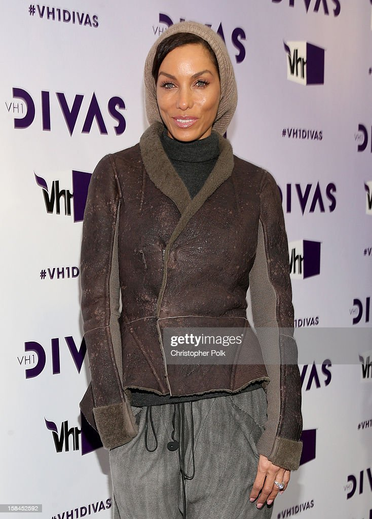 TV Personality Nicole Murphy attends 'VH1 Divas' 2012 at The Shrine Auditorium on December 16, 2012 in Los Angeles, California.