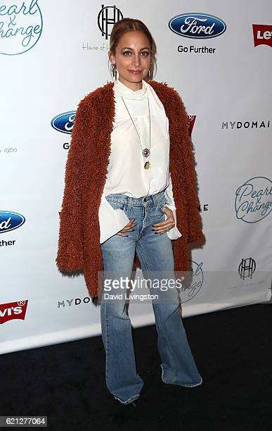 TV personality Nicole Richie attends Pearl xChange 2016 at the London West Hollywood on November 5 2016 in West Hollywood California