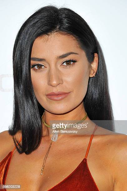 TV personality Nicole Williams attends Boohoo X Jordyn Woods Fashion Event at NeueHouse Hollywood on August 31 2016 in Los Angeles California