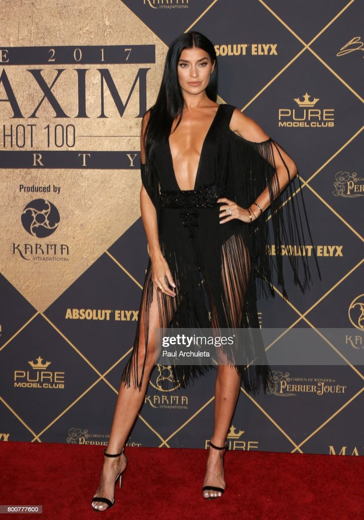 The 2017 MAXIM Hot 100 Party - Arrivals : News Photo