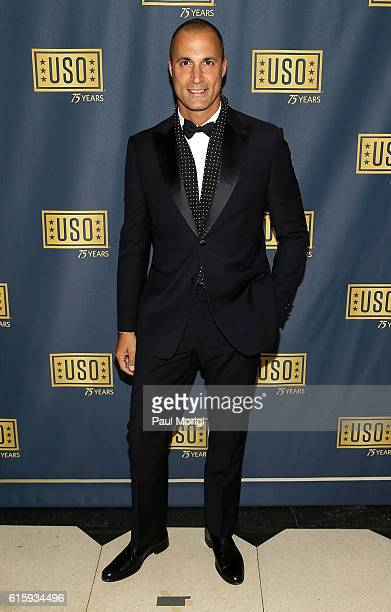 TV personality Nigel Barker attends the 2016 USO Gala on October 20 2016 at DAR Constitution Hall in Washington DC