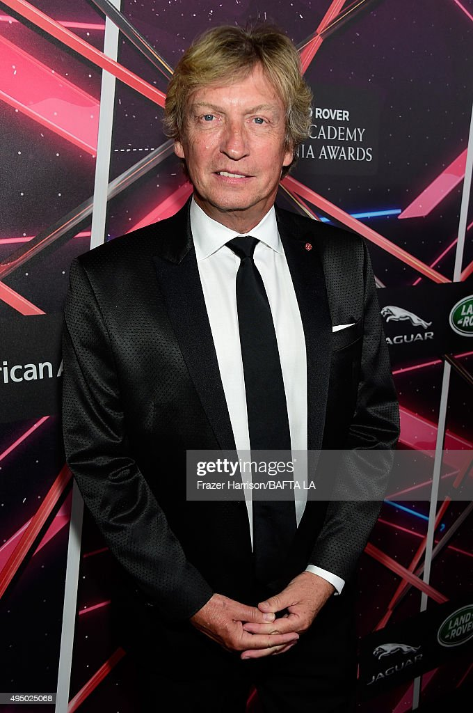 2015 Jaguar Land Rover British Academy Britannia Awards Presented by American Airlines - Red Carpet