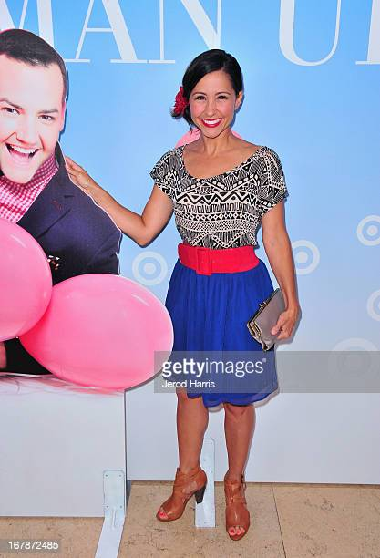 TV personality Nikki Boyer at Roast and Toast with Ross Mathews hosted by Target to celebrate the launch of Mathews' book Man Up at Sunset Tower on...