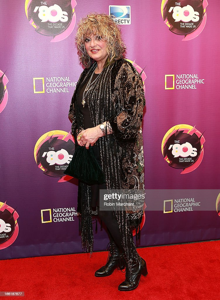 """Nat Geo's """"The 80's: The Decade That Made Us"""" New York Premiere : News Photo"""