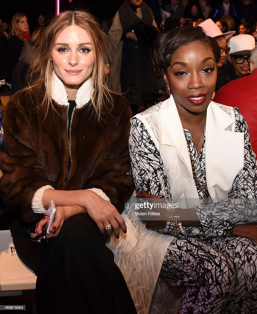 Milly By Michelle Smith - Front Row - Mercedes-Benz Fashion Week Fall 2015 : News Photo