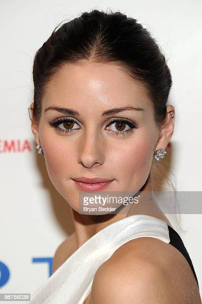 TV personality Olivia Palermo attends DKMS' 4th Annual Gala Linked Against Leukemia at Cipriani 42nd Street on April 29 2010 in New York City