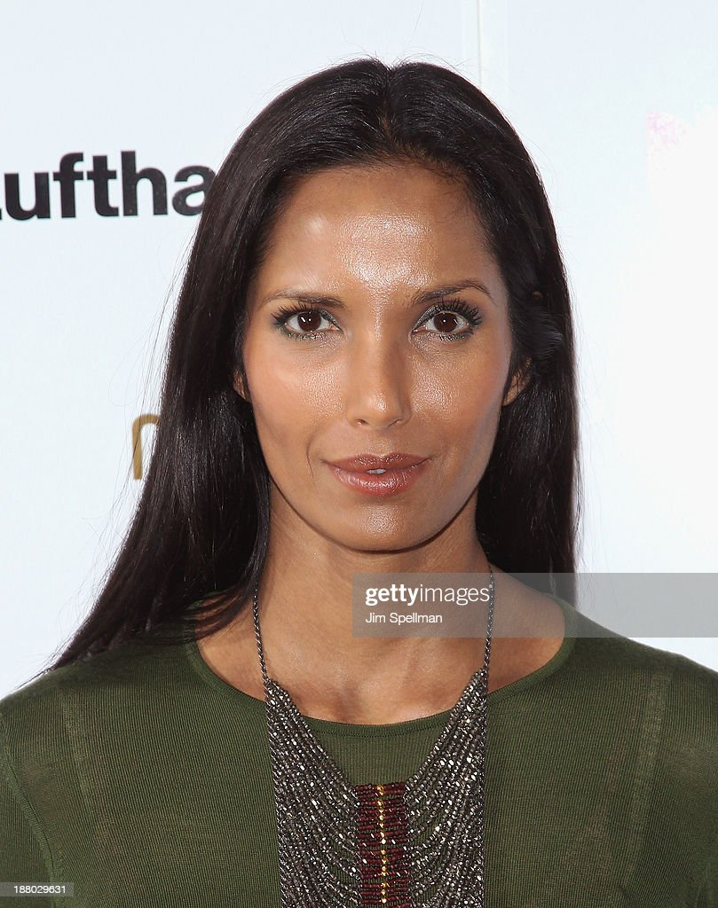 TV Personality Padma Lakshmi attends the New York Moves Magazine's 10th Anniversary Power Women Gala at the Grand Hyatt New York on November 14, 2013 in New York City.