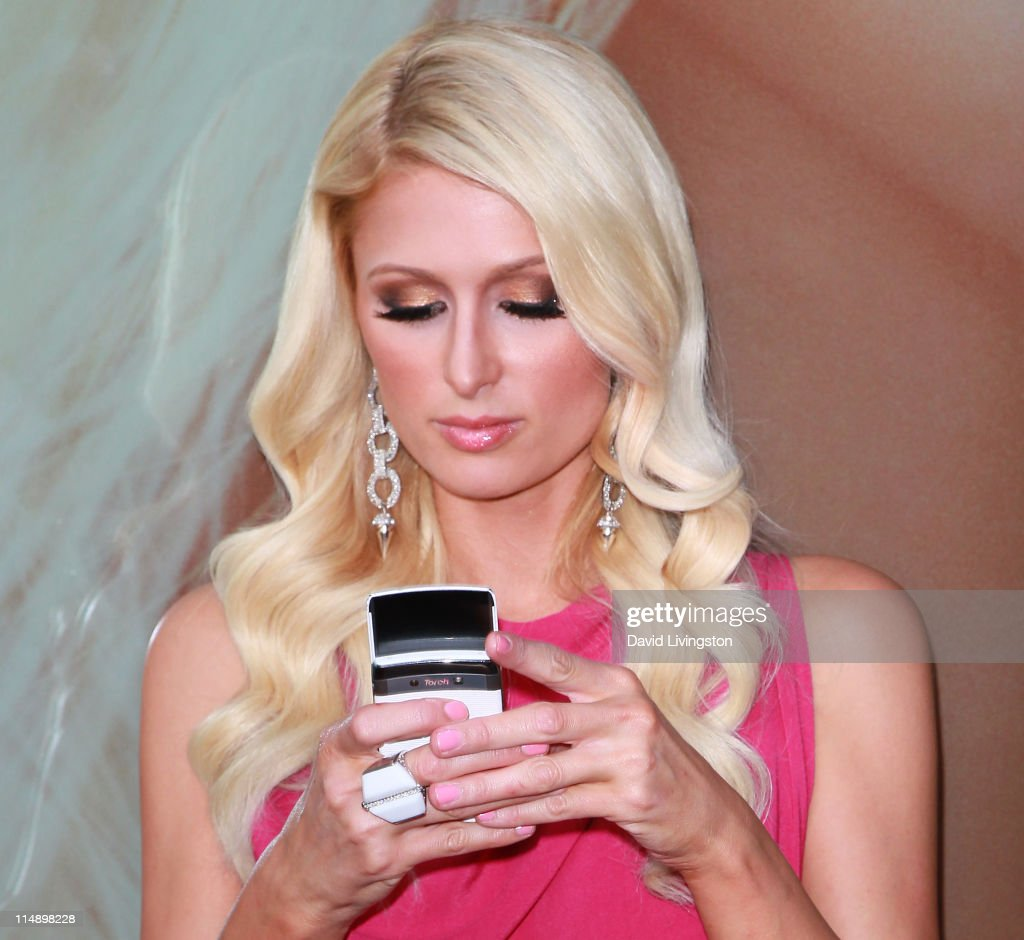 TV personality Paris Hilton promotes her new show 'The World According to Paris' at Kitson at Santa Monica Place on May 27, 2011 in Santa Monica, California.