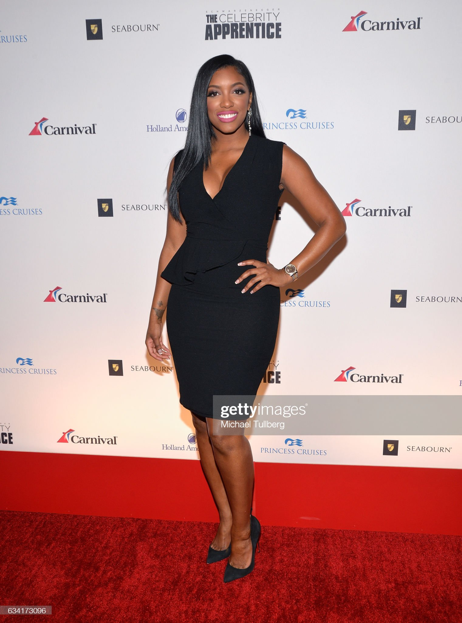 ¿Cuánto mide Porsha Williams? - Real height Personality-porsha-williams-attends-the-red-carpet-event-for-nbcs-picture-id634173096?s=2048x2048