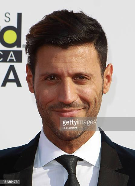 Personality Quique Gonzalez attends the 2012 Billboard Mexican Music Awards at The Shrine Auditorium on October 18 2012 in Los Angeles California