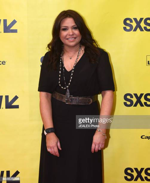 TV personality Rachael Ray attends 'A Conversation With Rachael Ray' during 2017 SXSW Conference and Festivals at Austin Convention Center on March...