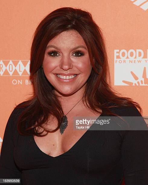TV personality Rachael Ray attends On The Chopping Block A Roast of Anthony Bourdain at Pier Sixty at Chelsea Piers on October 11 2012 in New York...