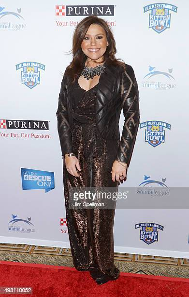 TV personality Rachael Ray attends the 2015 North Shore Animal League America Gala at The Pierre Hotel on November 20 2015 in New York City