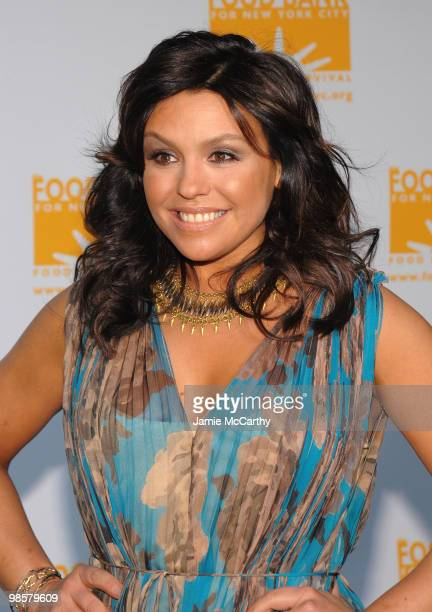 TV personality Rachael Ray attends the Food Bank for New York City's 8th Annual CanDo Awards dinner at Abigail Kirsch�s Pier Sixty at Chelsea Piers...