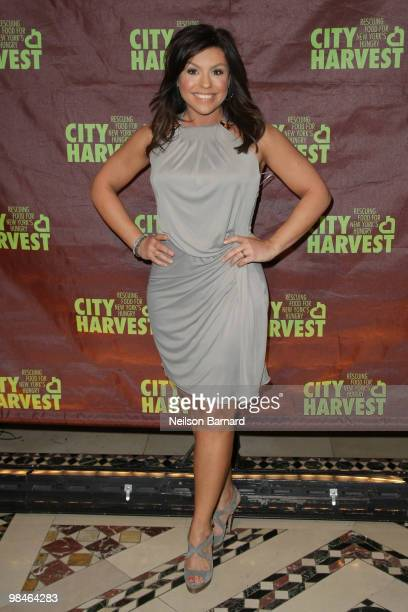 "Personality Rachael Roy attends City Harvest's 16th annual ""An Evening Of Practical Magic"" at Cipriani 42nd Street on April 14, 2010 in New York City."