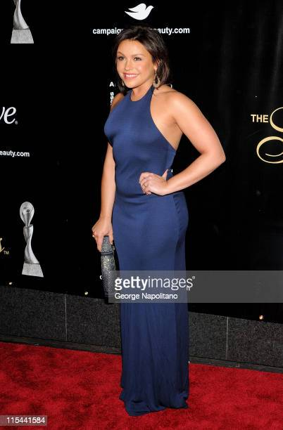 TV personality Rachel Ray attends the 2009 Gracie Awards Gala at The New York Marriott Marquis on June 3 2009 in New York City