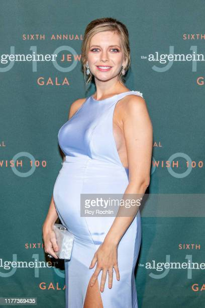 TV personality Rachel Riley attends the 6th Annual Algemeiner J100 Gala at Gotham Hall on September 26 2019 in New York City