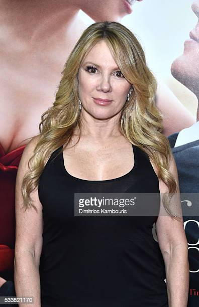 TV personality Ramona Singer attends 'Me Before You' World Premiere at AMC Loews Lincoln Square 13 theater on May 23 2016 in New York City