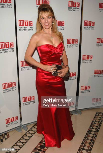 Personality Ramona Singer attends the 2009 Manhattan Theatre Club's spring gala at Cipriani 42nd Street on May 18 2009 in New York City