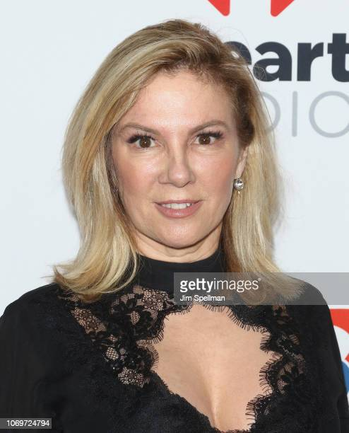 Personality Ramona Singer poses in the press room during Z100's Jingle Ball 2018 at Madison Square Garden on December 7 2018 in New York City