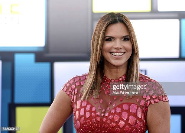 TV personality Rashel Diaz attends the 2016 Latin American Music Awards at Dolby Theatre on October 6 2016 in Hollywood California