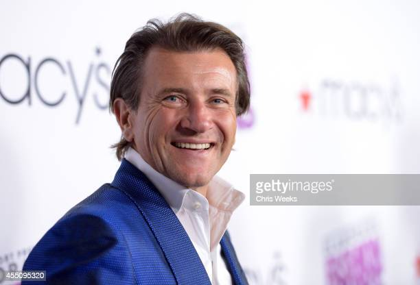 TV personality Robert Herjavec attends Glamorama Fashion Rocks presented by Macy's Passport at Create Nightclub on September 9 2014 in Los Angeles...