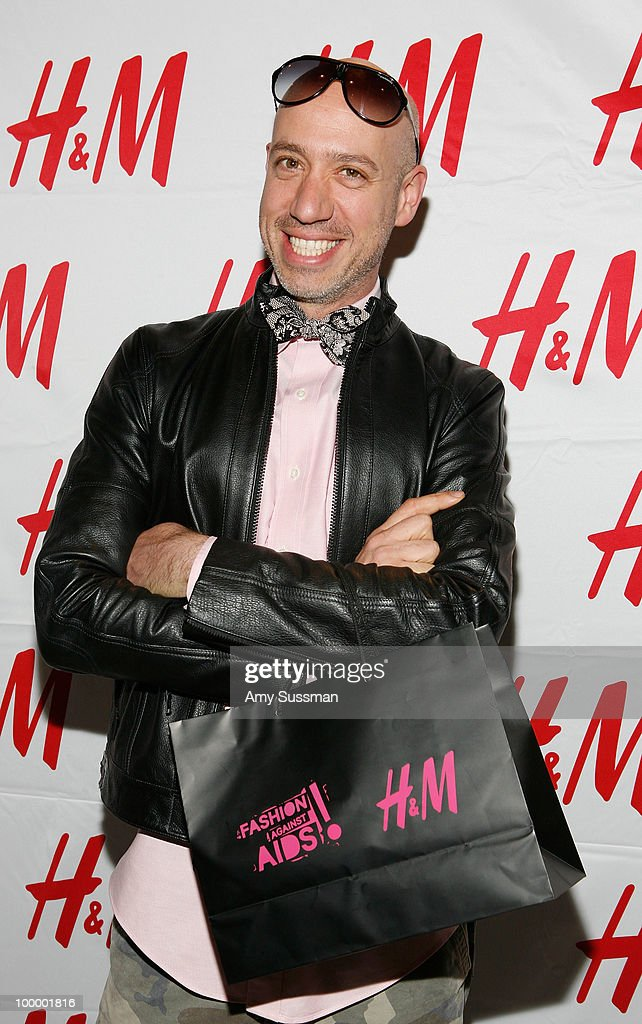 H&M Celebrates the Launch of Fashion Against AIDS