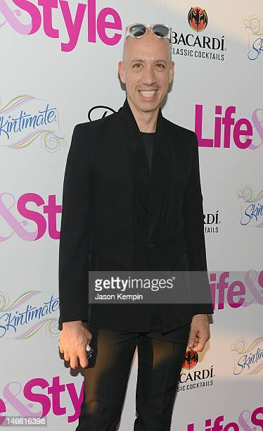 ec54a4385cb TV personality Robert Verdi attends Life Style Weekly event  A Summer Of  Style  on