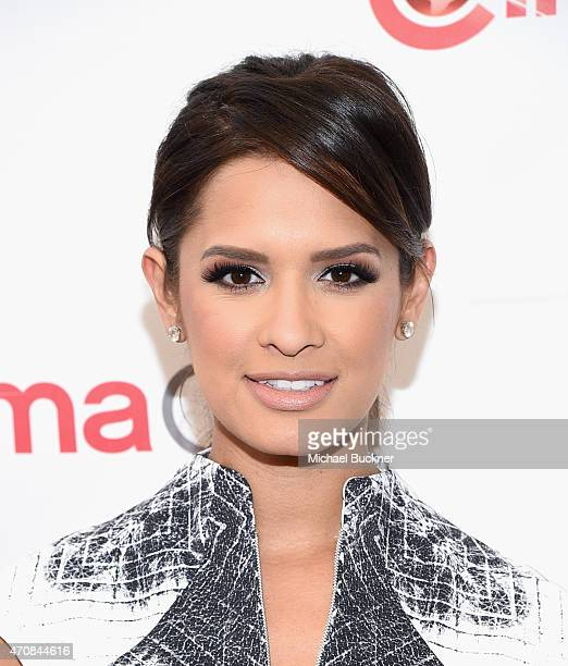 Personality Rocsi Diaz attends 20th Century Fox Invites You to a Special Presentation Highlighting Its Future Release Schedule at The Colosseum at...