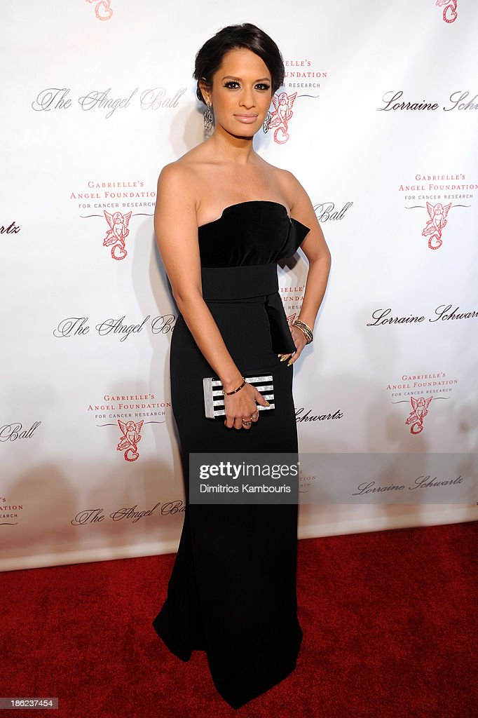 Gabrielle's Angel Foundation Hosts Angel Ball 2013 - Arrivals : News Photo