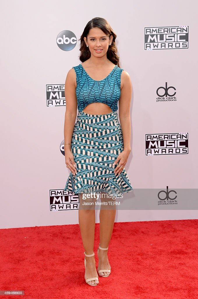 2014 American Music Awards - Arrivals : News Photo