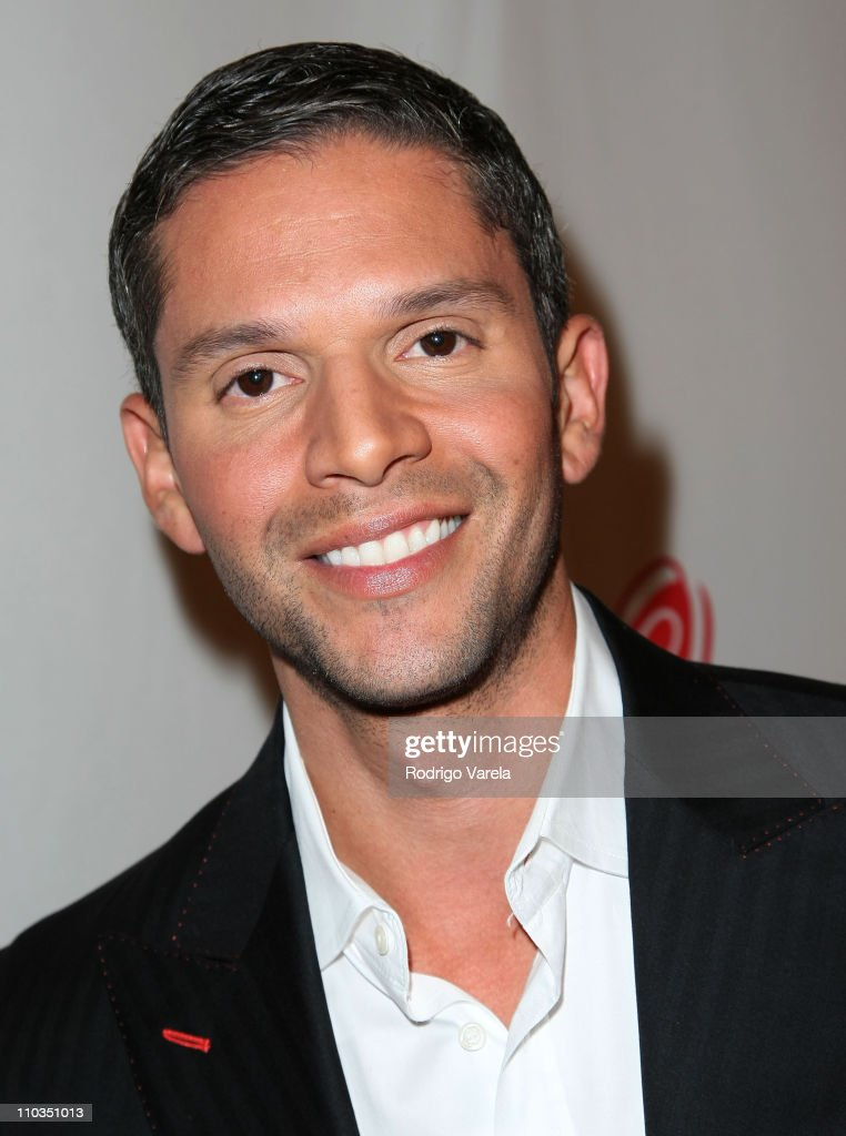 TV personality Rodner Figuera arrives to the 8th Annual Latin GRAMMY Awards Person of the Year celebration at Mandalay Bay on November 7, 2007 in Las Vegas, Nevada.