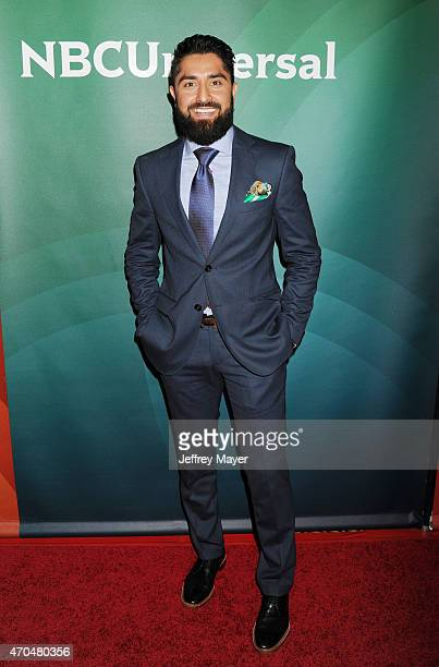 TV personality Roh Habibi attends the 2015 NBCUniversal Summer Press Day held at the The Langham Huntington Hotel and Spa on April 02 2015 in...